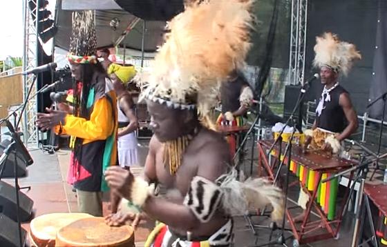 Band Pamuzinda