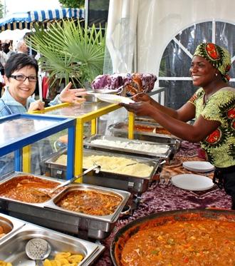 Afrika-Festival Böblingen