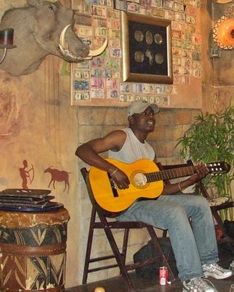 Bewerbung als Künstler beim Afrikafestival Böblingen