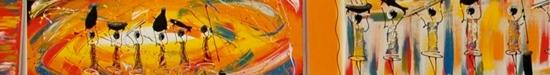 Kunst von den Kapverden