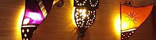 Wandlampen von Maroc Interieur