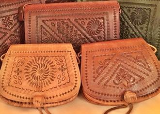 Lederhandtaschen von Maroc Interieur
