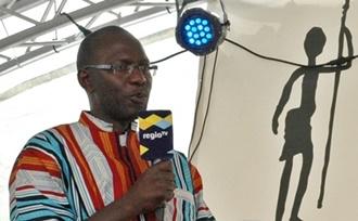 Mafoday Cham im Interview mit regioTV
